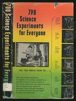 700 Science Experiments for Everyone: UNESCO, compiled by