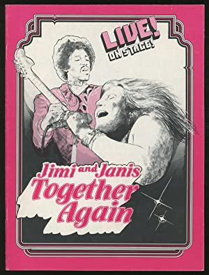 Jimi and Janis: Together Again: Live! On Stage!