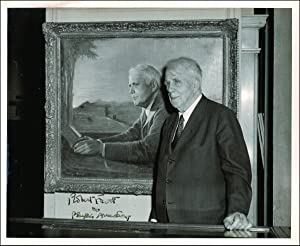 Inscribed Photograph