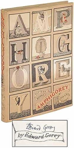 Amphigorey: Fifteen Books: GOREY, Edward