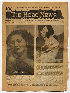 The Hobo News: A Little Fun to: Newspaper