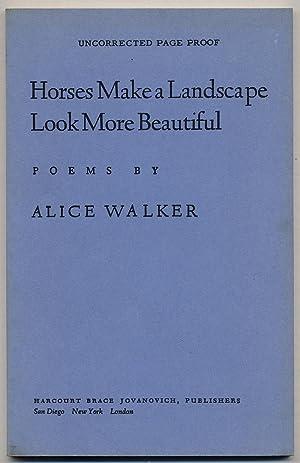 Horses Make a Landscape Look More Beautiful: WALKER, Alice