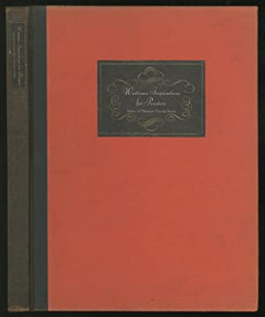 Westvaco Inspirations for Printers: Series of Nineteen Twenty-Seven: Index