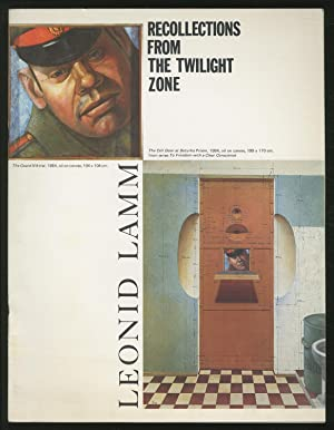 Leonid Lamm: Recollections From the Twilight Zone,: TUPITSYN, Margarita, introduction