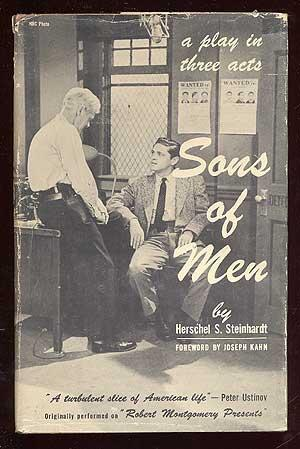 Sons of Men: STEINHARDT, Herschel S.