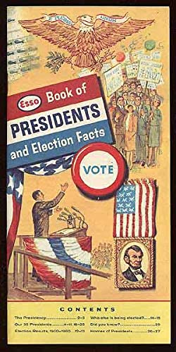 Esso Book of Presidents and Election Facts