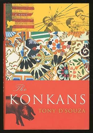 The Konkans: D'SOUZA, Tony