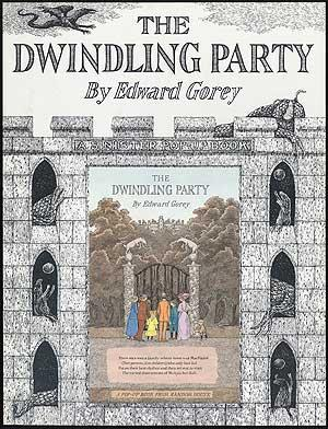 Display Poster]: The Dwindling Party: GOREY, Edward