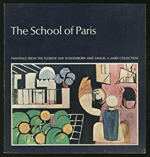 The School of Paris: BARR, Alfred H.,