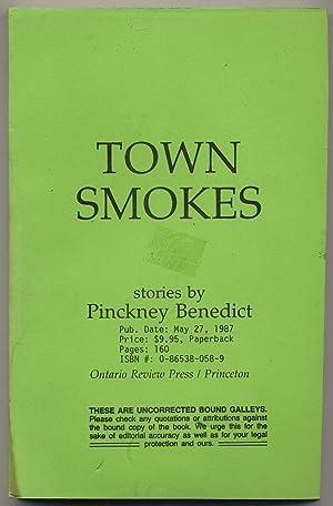 Town Smokes: BENEDICT, Pinckney