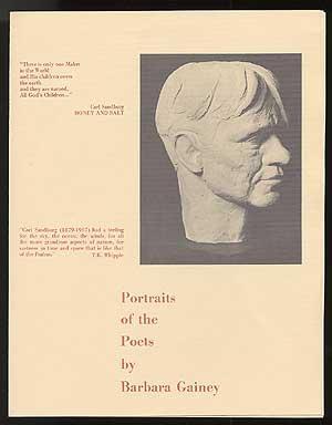 Portraits of the Poets: GAINEY, Barbara