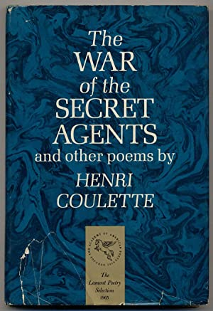 The War of the Secret Agents and Other Poems: COULETTE, Henri