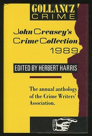 John Creasey's Crime Collection 1989: HARRIS, Herbert, edited