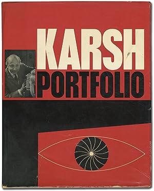 Karsh Portfolio: KARSH, Yousuf