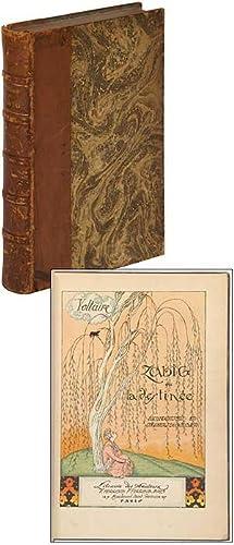 Zadig (ou, La destinée); Nombreuses Illustrations en: VOLTAIRE (Gustave-Adolphe Mossa)