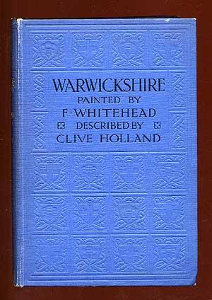 Warwickshire: HOLLAND, Clive and