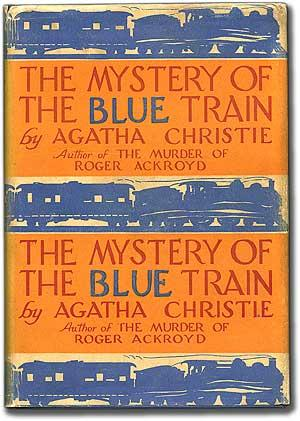 The Mystery of the Blue Train: CHRISTIE, Agatha