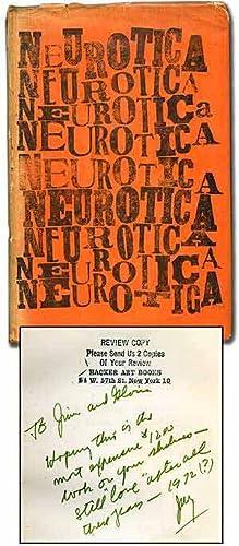 Neurotica: PATCHEN, Kenneth, Leonard