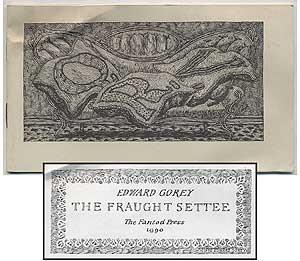The Fraught Settee: GOREY, Edward