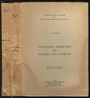 Melodias Registradas por Meios Nao-Mecanicos [and] Catalogo: ALVARENGA, Oneyda