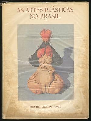As Artes Plasticas No Brasil (Volume 1): ANDRADE, Rodrigo Melo