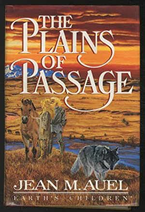 Plains of Passage, Jean M. Auel