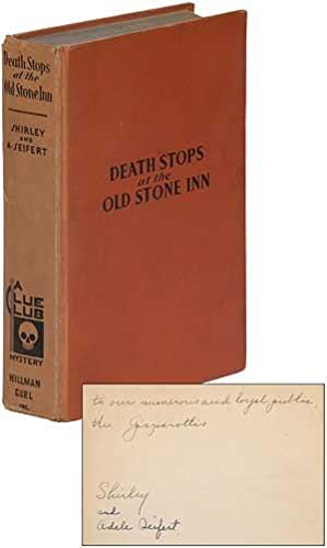 Death Stops at the Old Stone Inn