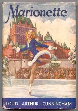 Marionette: CUNNINGHAM, Louis Arthur