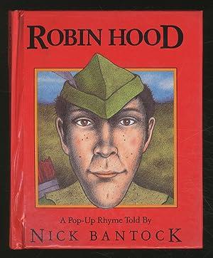 Robin Hood: A Pop - Up Rhyme: BANTOCK, Nick