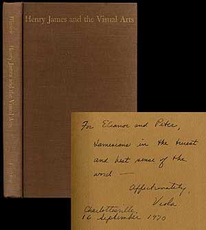 Henry James and the Visual Arts