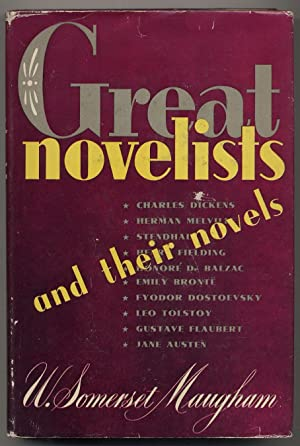 Great Novelists and Their Novels: Essays on: MAUGHAM, W. Somerset