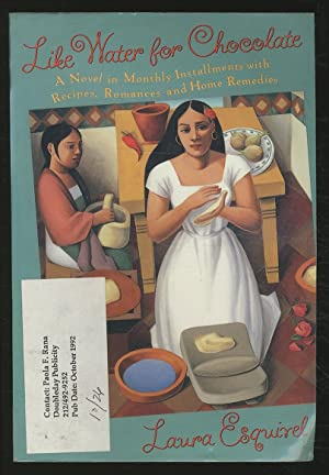 an analysis of the mexican novel of like water for chocolate by laura esquivel Like water for chocolate has 292,953 ratings and laura esquivel's debut novel focuses on a mexican family at the turn of trivia about like water for ch.