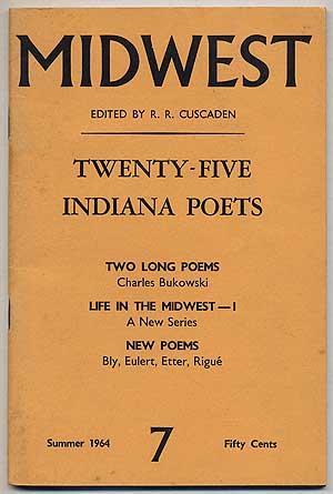 Midwest -- 7, Summer 1964: BUKOWSKI, Charles, Robert