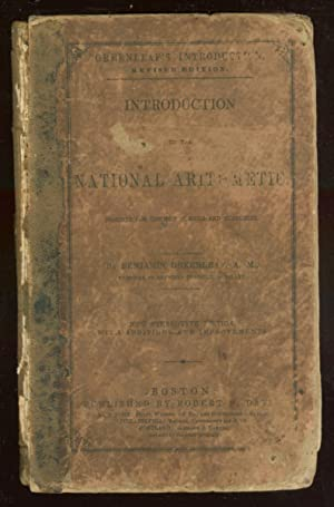 Introduction to the National Arithmetic: GREENLEAF, Benjamin