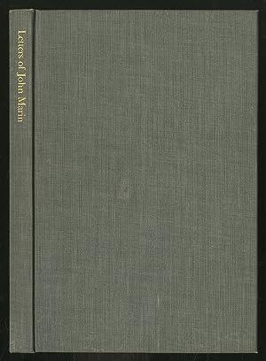 Letters of John Marin: Marin, John (Edited