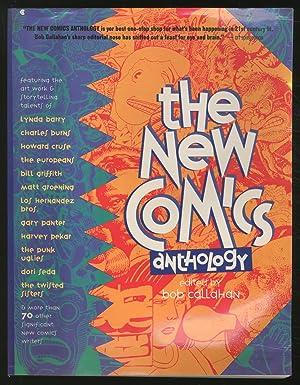The New Comics Anthology: CALLAHAN, Bob, edited