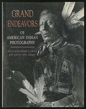 Grand Endeavors of American Indian Photography: FLEMING, Paula Richardson