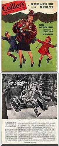 """I'm Crazy"""" [story in Collier's, December 22,: SALINGER, J.D."""