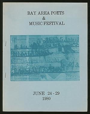 Bay Area Poets & Music Festival -: WINAN, A.D., Wilfredo