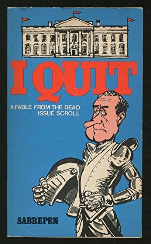 I Quit: A Fable from the Dead Issue Scroll