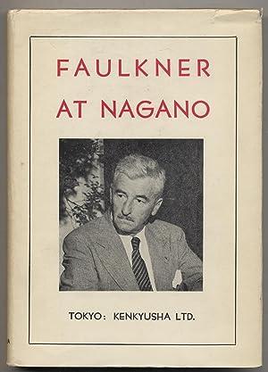 Faulkner at Nagano: FAULKNER, William