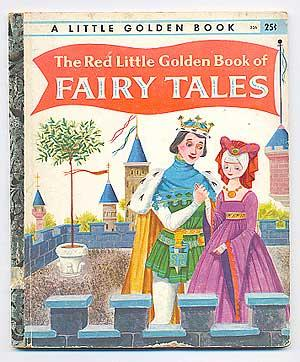 The Red Little Golden Book of Fairy: The Brothers Grimm