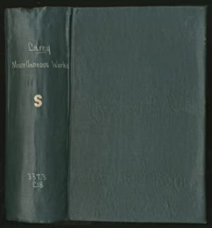 Miscellaneous Works of Henry C. Carey (1850-1868)