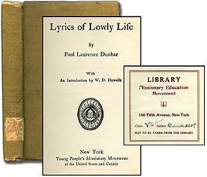 Lyrics of Lowly Life: DUNBAR, Paul Laurence