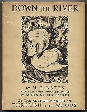 Down the River: BATES, H.E. Engravings by Agnes Miller Parker