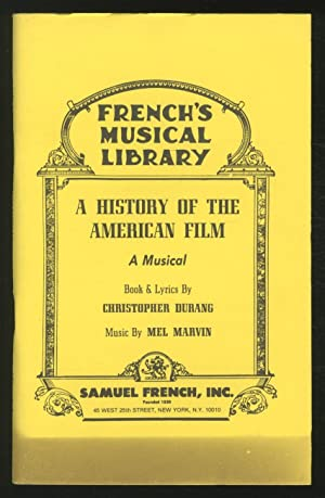 A History of the American Film: DURANG, Christopher and