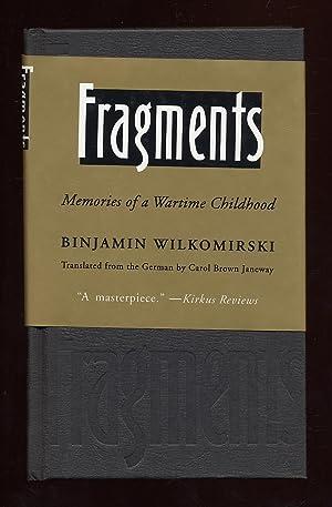 Fragments: WILKOMIRSKI, Binjamin