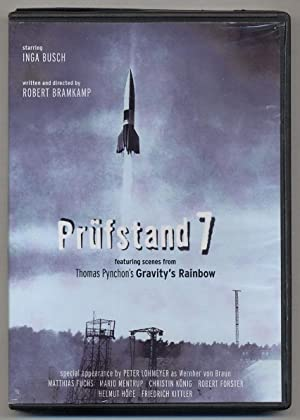 Video CD]: Prufstand 7 featuring scenes from: PYNCHON, Thomas)