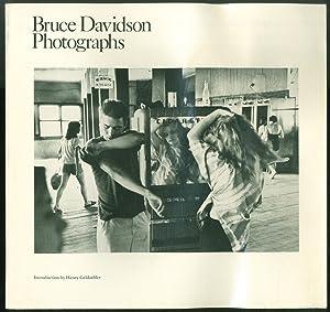 Photographs: DAVIDSON, Bruce