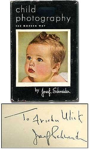 Child Photography the Modern Way: SCHNEIDER, Josef